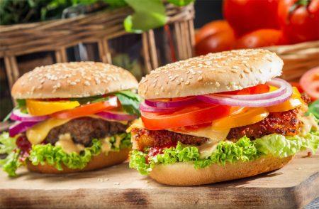 cach lam banh hamburger bo 2